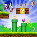 Super Sonic and Smash Bros