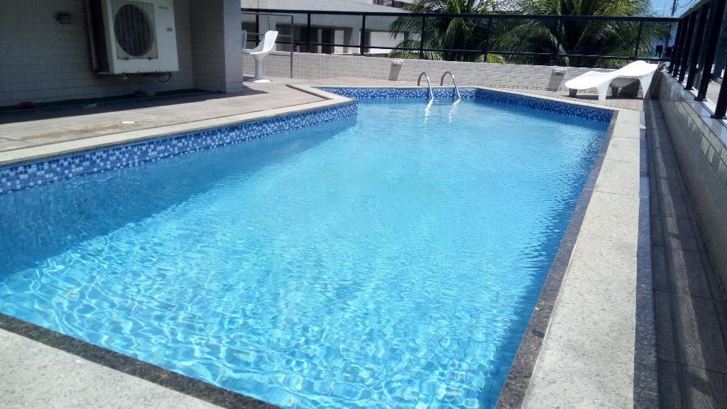 Apartamento residencial à venda, Manaíra, João Pessoa - AP5805.