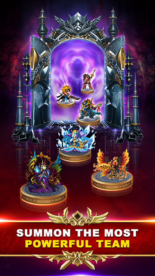 Brave Frontier RPG Screenshot 3