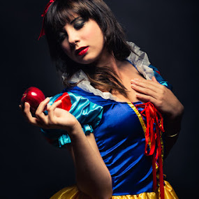by Torey Searcy - People Fine Art ( pose, fairy tale, female, the brothers grimm, beauty, disney, snow white )