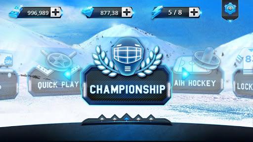 Ice Hockey 3D screenshot 14