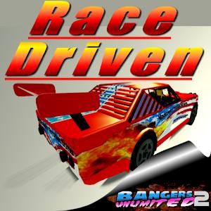 Cover art Race Driven