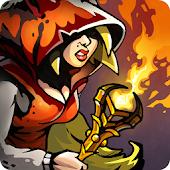 Download Bravium - RPG & Hero Defense APK on PC