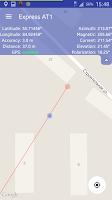 Screenshot of SatFinder