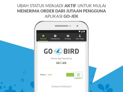 GO-BIRD Driver APK for Bluestacks