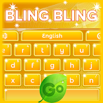 GO Keyboard Bling Bling Icon