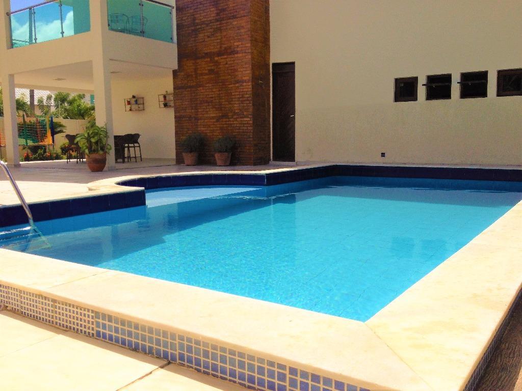 Casa residencial à venda, Intermares, Cabedelo - CA1276.