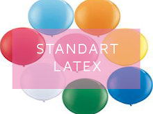 Standard Latex Balloons UK | Balloon Artists UK | Top Balloon UK