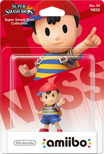 Ness packaged (thumbnail) - Super Smash Bros. series