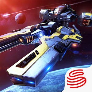 A Real-Time Sci-Fi Strategy Adventure! APK Icon
