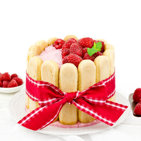Strawberry-Cranberry Charlotte Russe Recipes — Dishmaps