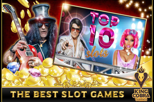Top 10 Slots - screenshot