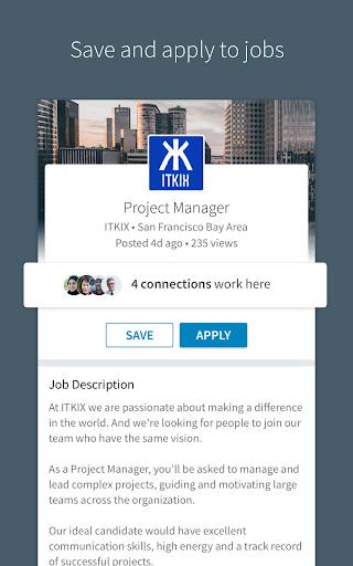 LinkedIn screenshot 6