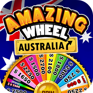 Amazing Wheel (OZ)-Word&Phrase