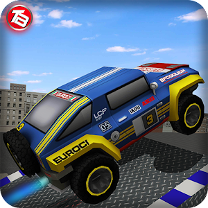 Heavy Truck RoofTop Simulator for Android