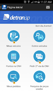 App Detran.SP apk for kindle fire