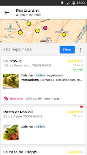 Download PagesJaunes – recherche locale APK for Android Kitkat
