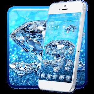 Blue Diamond Theme For PC