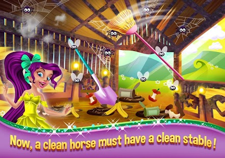 Game Tooth Fairy Horse - Caring Pony Beauty Adventure APK for Kindle