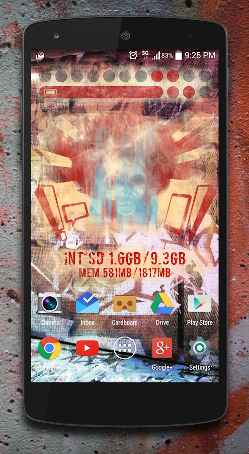 ResinFour Zooper widget pack Screenshot 6
