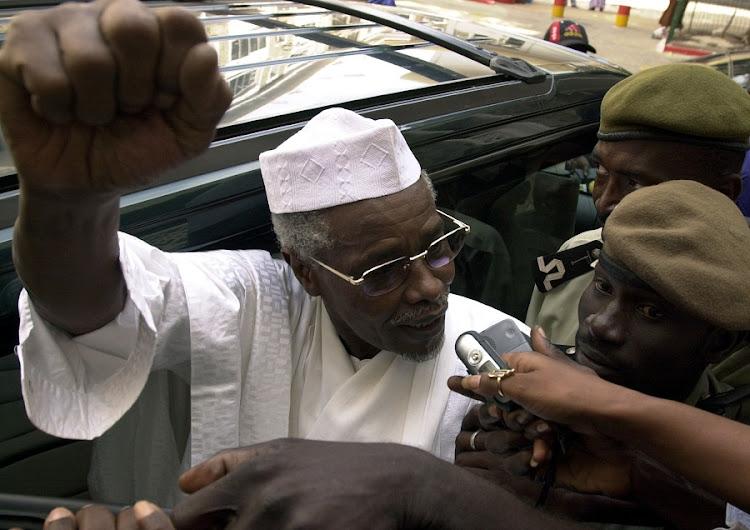 Hissène Habré. Picture: REUTERS/ALIOU MBAYE