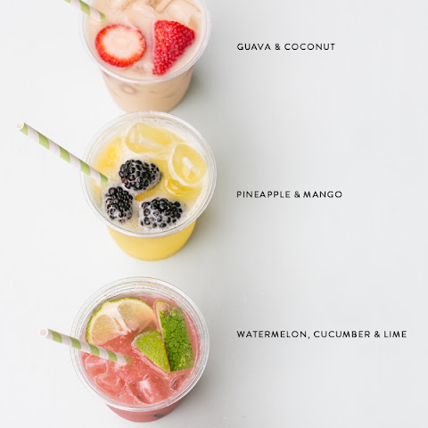4 Delicious Agua Fresca Recipes and Bar