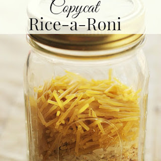 Cheese Rice A Roni Recipes