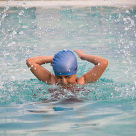 Swimming by Mahul Mukherjee - Sports & Fitness Swimming ( water, child, girl, swimming pool, photo, photography, swimming )