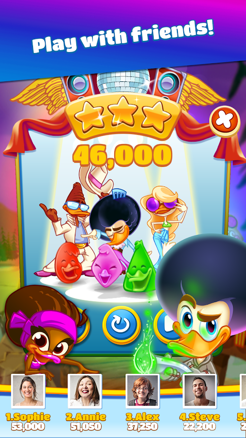 Disco Ducks Screenshot 3