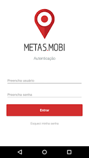 Metas - screenshot