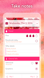 My Calendar - Period Tracker APK for Ubuntu