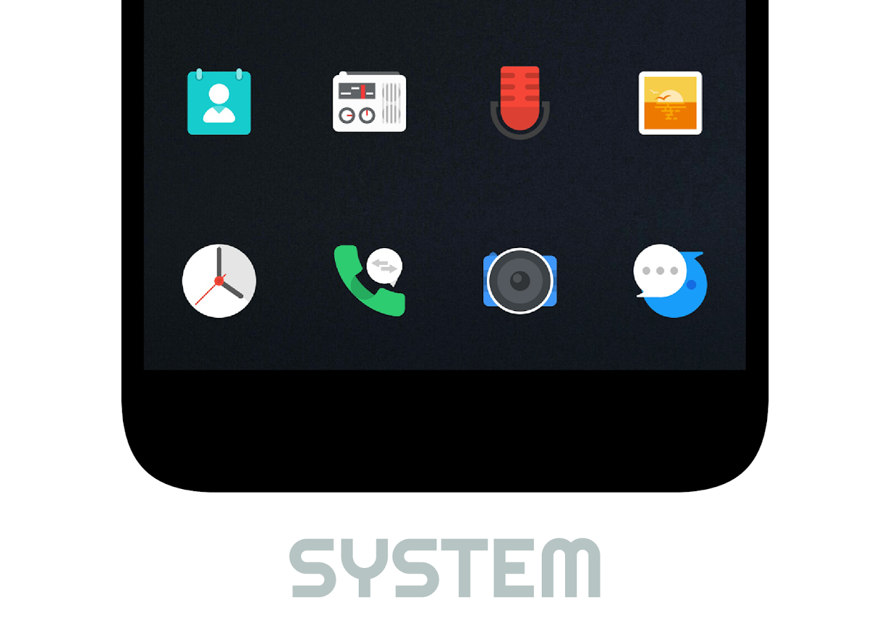 Mation - Icon Pack (SALE!) Screenshot 1