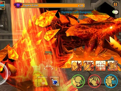 Game Dragonica Mobile APK for Windows Phone