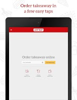 Screenshot of JUST EAT - Takeaway delivery