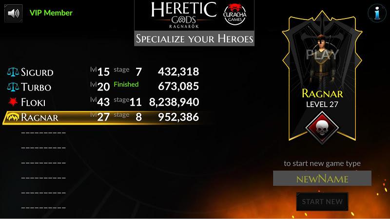 HERETIC GODS Screenshot 14