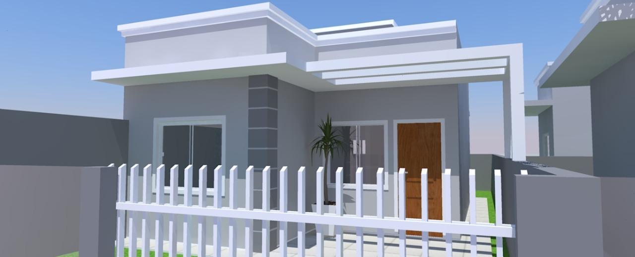 Lançamento , Casa à venda por R$ 160.000 - Princesa do Mar - Itapoá/SC. Excelente oportunidade para sua familia!