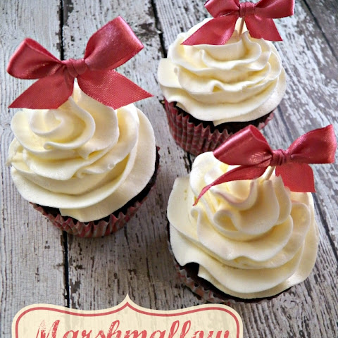 Marshmallow Buttercream