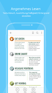 Foxit MobilePDF Business Screenshot