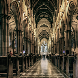 by Kevin Litchfield - Buildings & Architecture Places of Worship