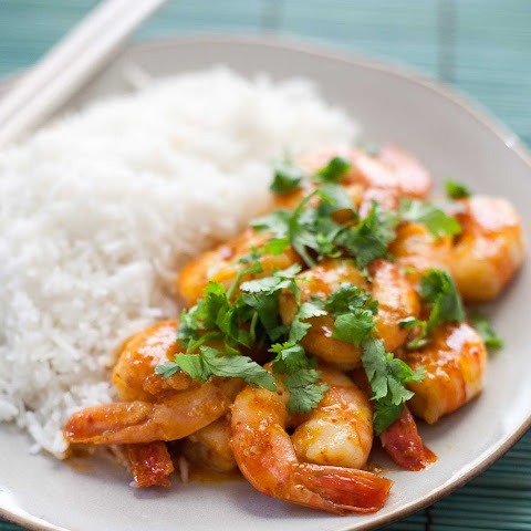 Curry Butter Shrimp