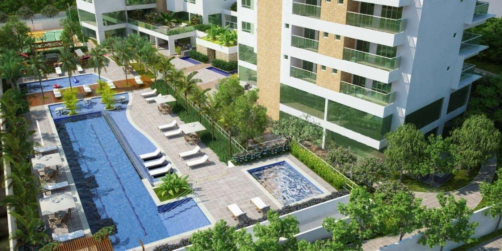Apartamento residencial à venda, Altiplano, João Pessoa - AP3733.