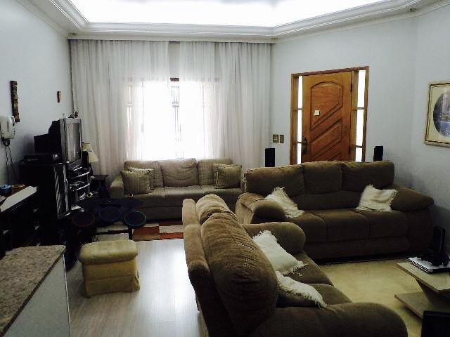 Casa residencial à venda, Olímpico, São Caetano do Sul - CA0025.