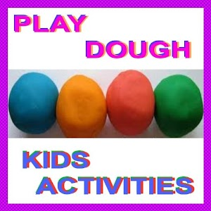 Play Dough Kids Activities