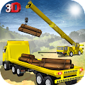 Log Transporter Truck Driver APK for Bluestacks