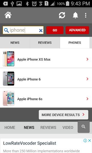 Gsmarena Mobile screenshot 3