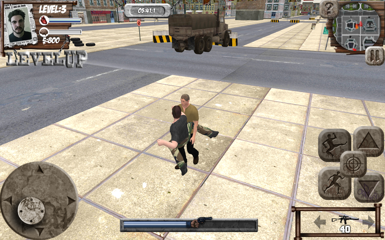 Russian Crime Truck Theft Screenshot 2