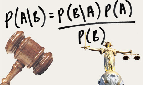 Bayes theorem challenged in court | The Guardian A formula for justice