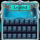 Keyboard Theme Legend APK for Bluestacks