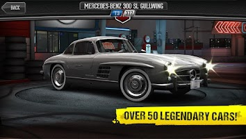 Screenshot of CSR Classics