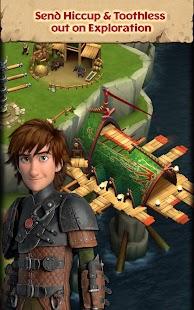 Free Dragons: Rise of Berk APK for Windows 8